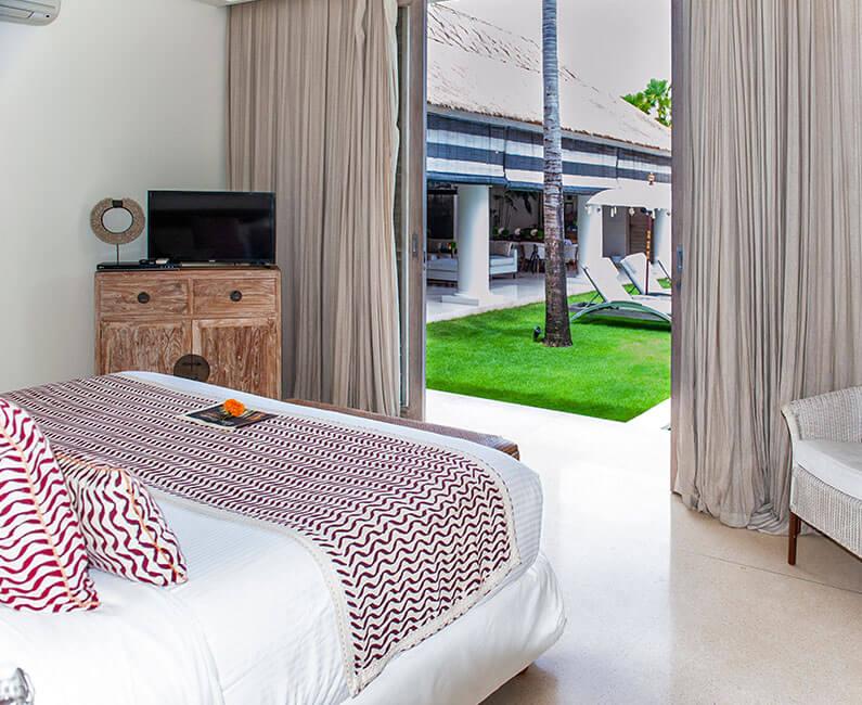Villa Adasa - Guest bedroom layout