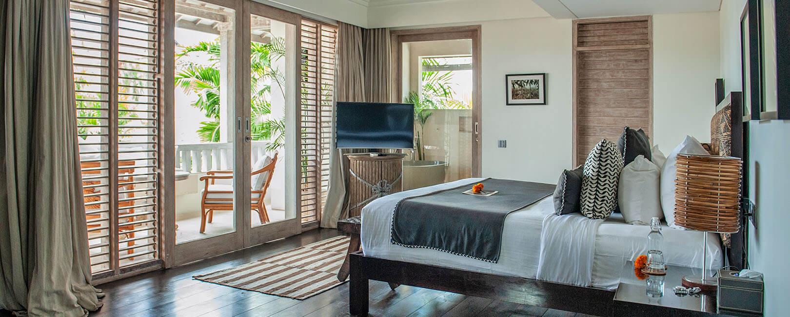Villa Adasa - Master bedroom design