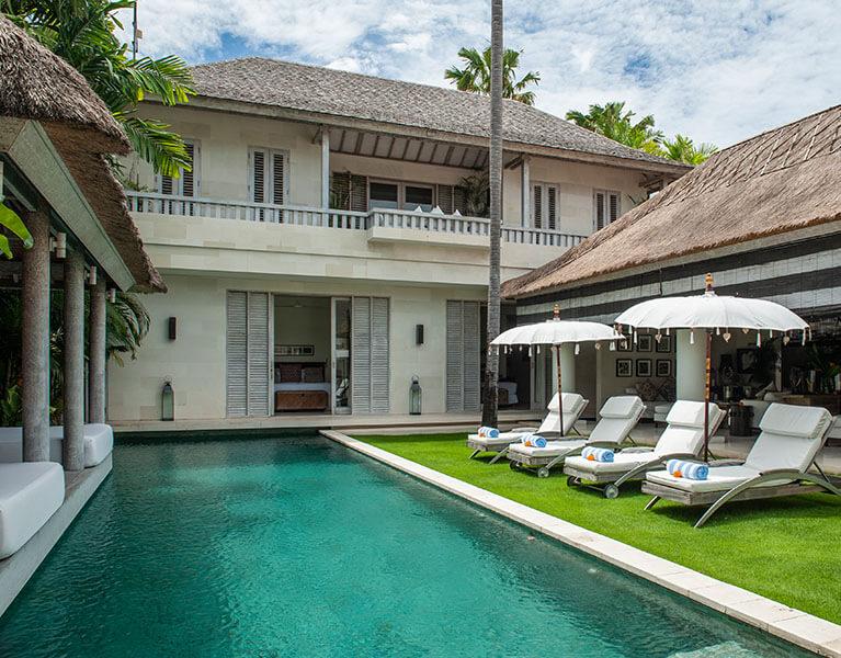 Villa Adasa Seminyak 3 Bedroom Luxury Villa Bali